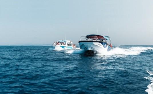 Das Boot nach Cabrera von Excursions a Cabrera