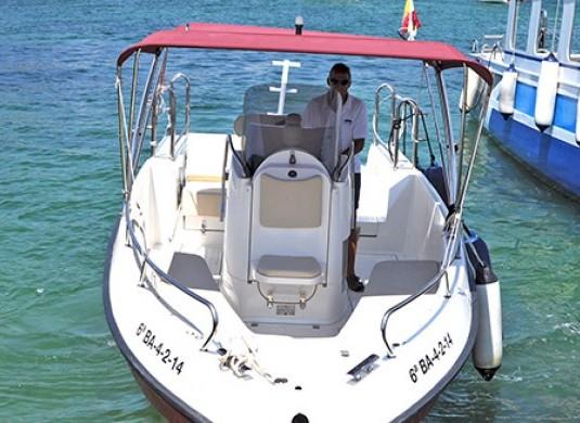 Privater Bootscharter nach Cabrera