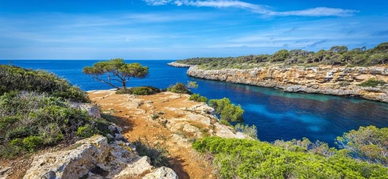 Parque Natural de Mondragó Mallorca